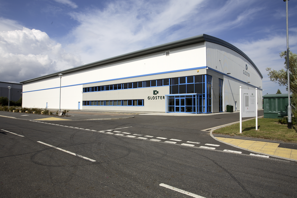 Gloster Furniture Avonmouth Business Park Progressive