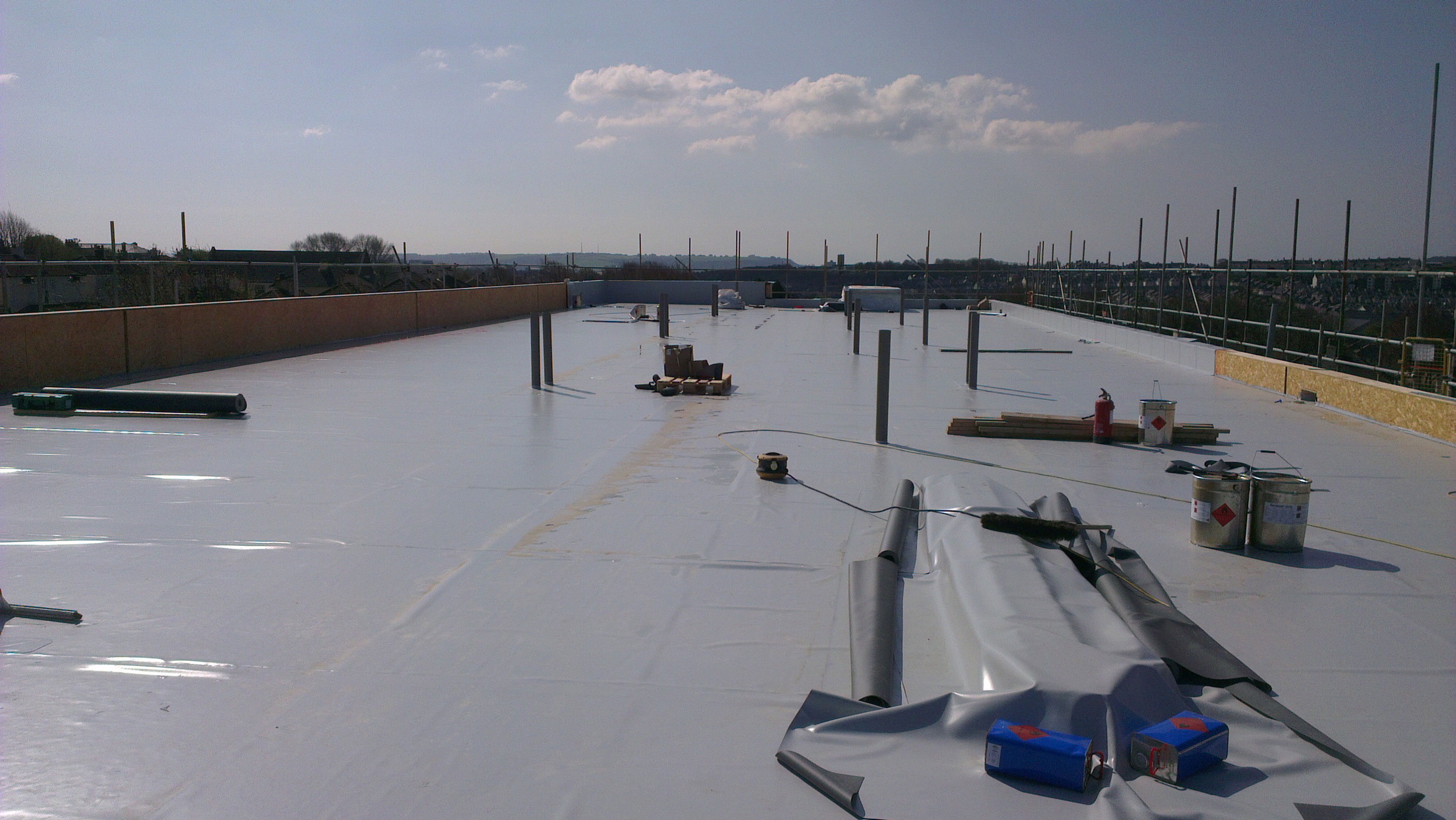 Flat Roofing Progressive Systems