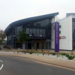 South Devon College - Front Right View