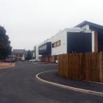 South Devon College - Rear View
