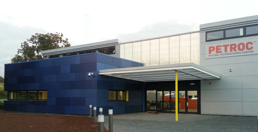 Completed Project – PETROC, Tiverton